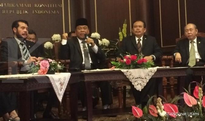 Arief Hidayat terpilih kembali sebagai Ketua MK