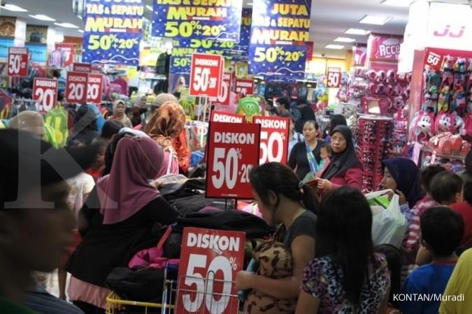 Sampai Oktober, sales Ramayana 83% dari target