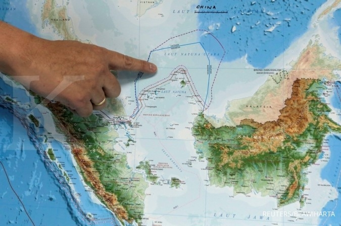 China demands Indonesia drop new name for Natuna