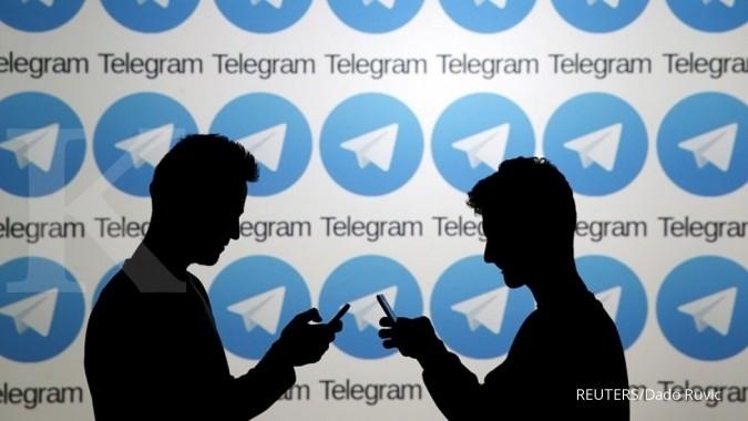 Wow, stiker seks masih terus eksis di Telegram