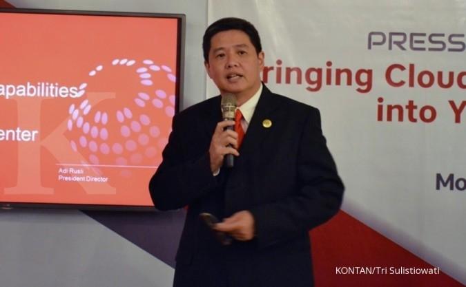 Adi Rusli resmi menjabat Presdir Central Data