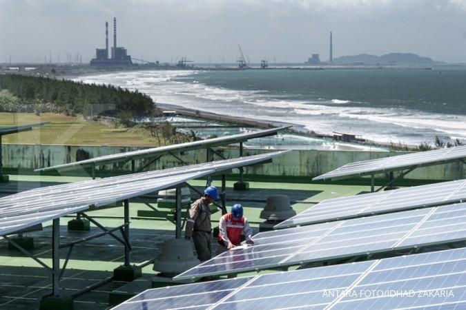 Masih ada proyek energi hijau mandek