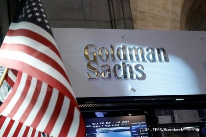 Goldman Sach ramalkan bunga The Fed naik 4 kali