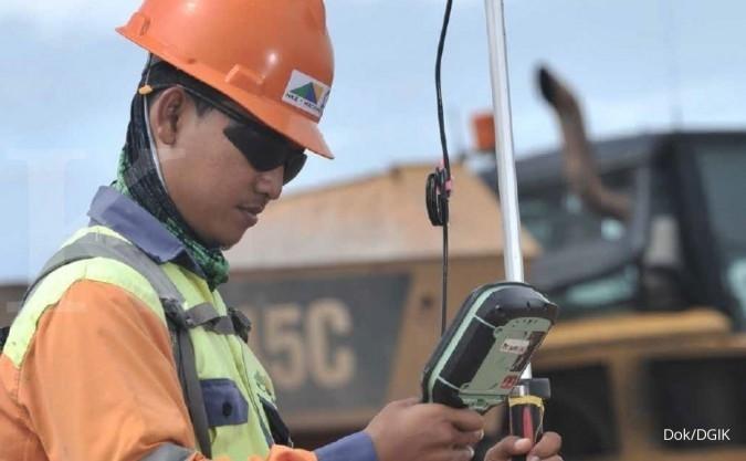 DGIK Nusa Konstruksi Enjiniring (DGIK) berburu proyek untuk kejar target Rp 1,8 triliun