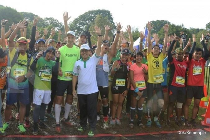 Menteri Pariwisata gelar ijen Green Run