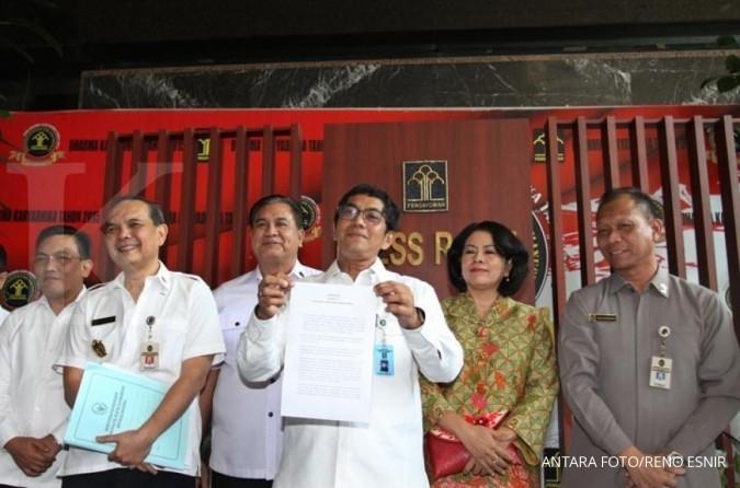 Pasca dibubarkan, situs HTI diblokir pemerintah