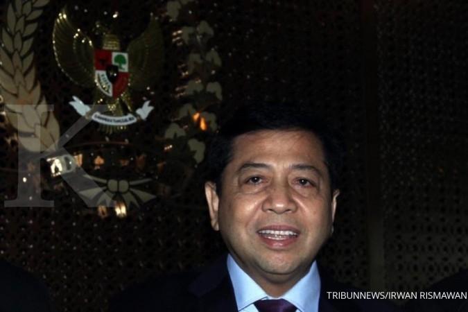 Istana tak campuri penggantian Ketua DPR