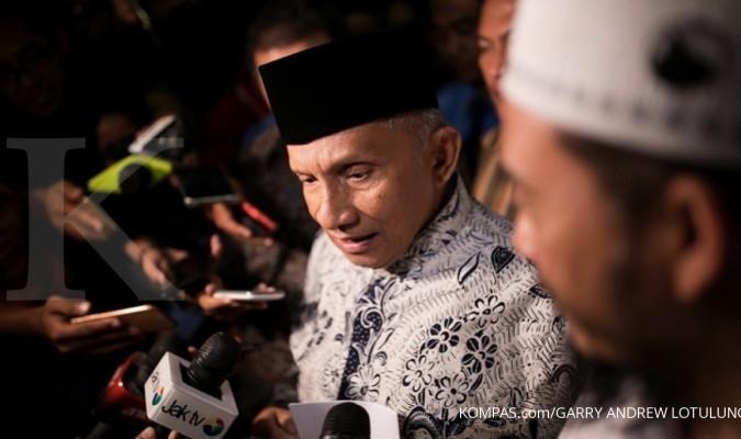 Hanafi persilakan presiden jika ingin evaluasi PAN