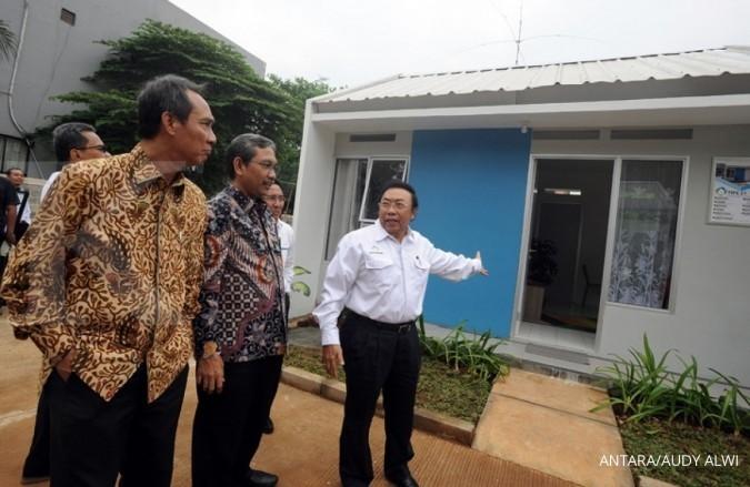 Perumnas luncurkan rumah murah di Bogor