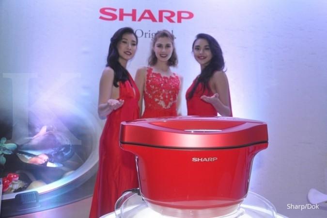 Sharp garap produk gaya hidup