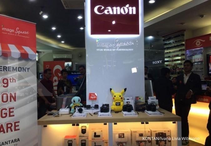 PT Datascrip tambah Canon Image Square di Jakarta