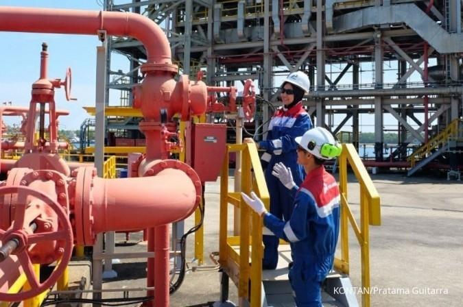 Pembangunan pipa gas Gresik-Semarang rampung 2018