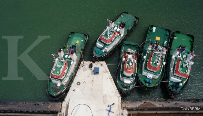 BBRM buka kemungkinan jual aset kapal