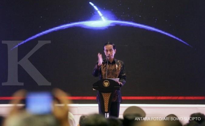 Jokowi soroti aturan di Kementerian ESDM dan KLHK
