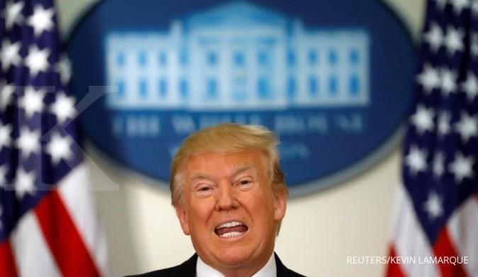 Trump: Militer AS siap hadapi rudal Korut