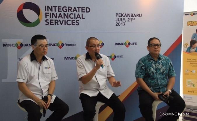 MNC Kapital buka cabang pertama di luar Jawa