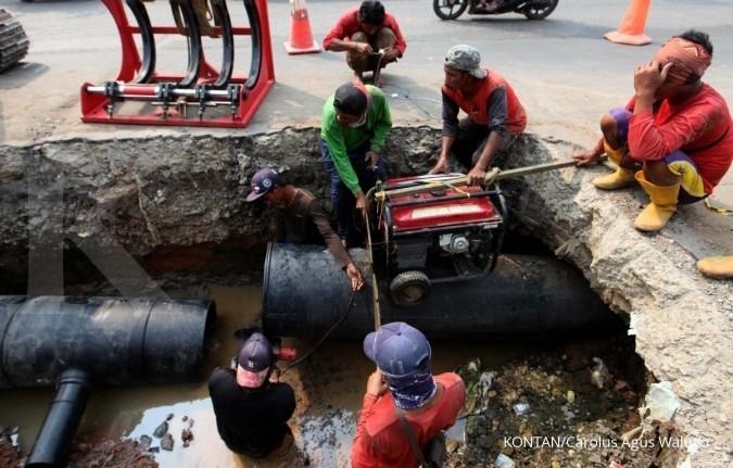 PUPR anggarkan Rp 750 M buat 220 ribu SR air minum
