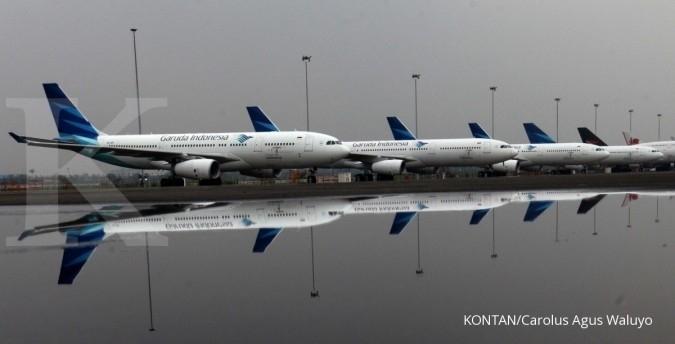 Poles kinerja, Garuda Indonesia benahi rute