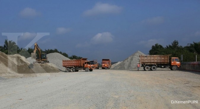 Terkendala lahan, tol Manado-Bitung dipercepat