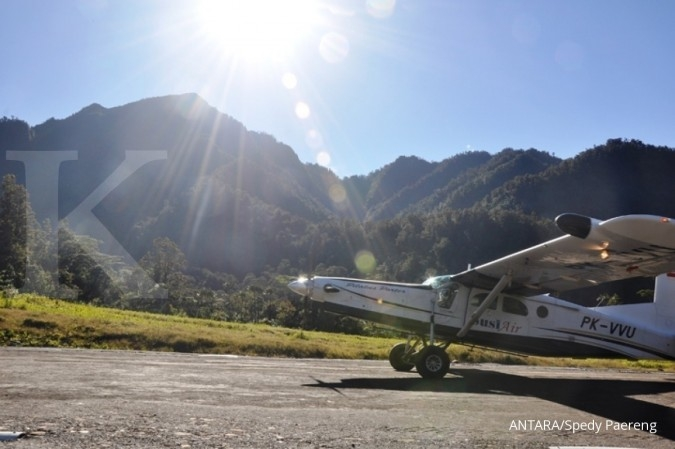 Kemhub kaji pembukaan jalur udara Trans-Papua