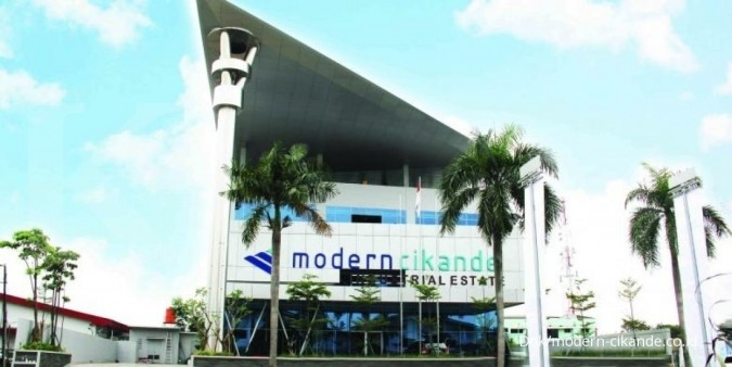 Modernland menggelar proyek di kawasan Cikande