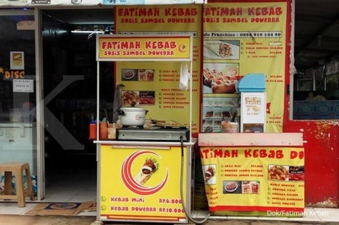 Menakar wangi peluang gerai Kebab Fatima