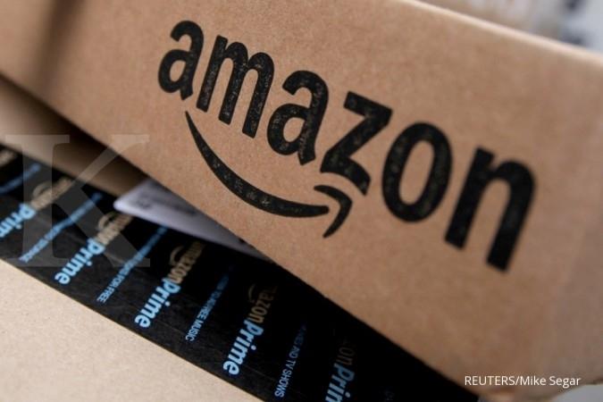 Amazon siap beradu di bisnis makanan siap santap