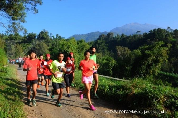 Buyan Jungle Run digelar untuk kedua kalinya