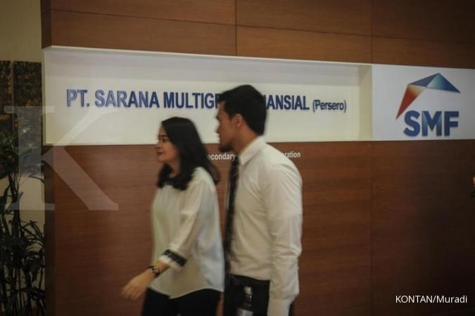 SMF terbitkan obligasi Rp 1 triliun