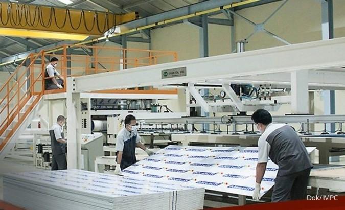 IMPC Akuisisi aset Galaxy Rooflite, IMPC targetkan tambahan pendapatan Rp 200 miliar