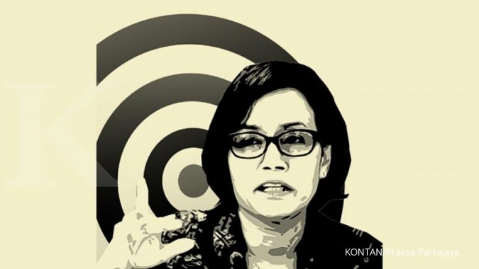 Indonesia darurat utang? Ini jawaban Sri Mulyani