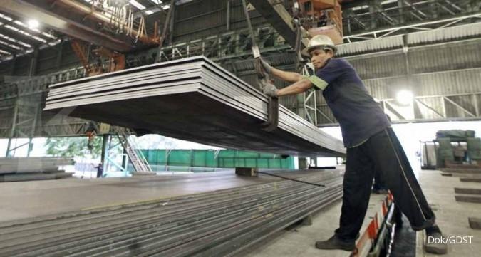 GDST Gunawan Steel kendorkan ekspansi