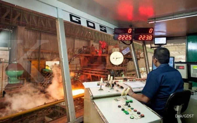 GDST memundurkan penyelesaian pabrik