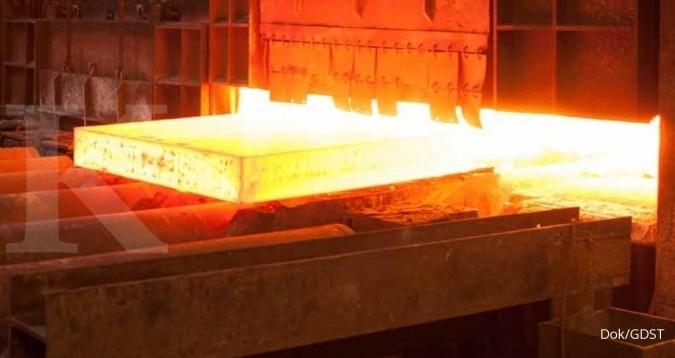 GDST Gunawan Dianjaya Steel (GDST) tetap lanjutkan ekspansi pabrik steel plate tahun ini