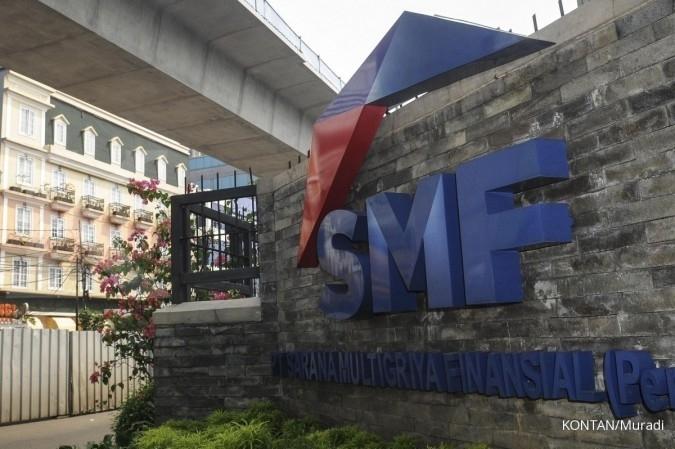 September, SMF salurkan pembiayaan Rp 4,2 triliun