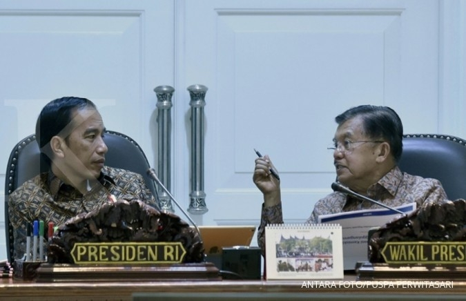 Jokowi: Dengan PAN, wong kita baik-baik saja
