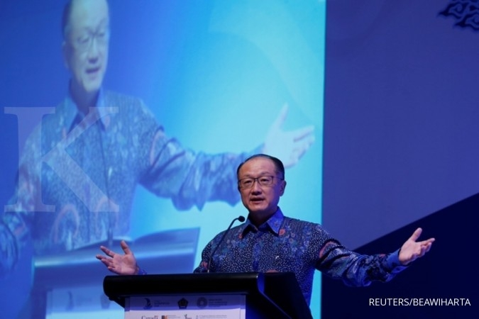 World Bank advises Indonesia to push for reforms