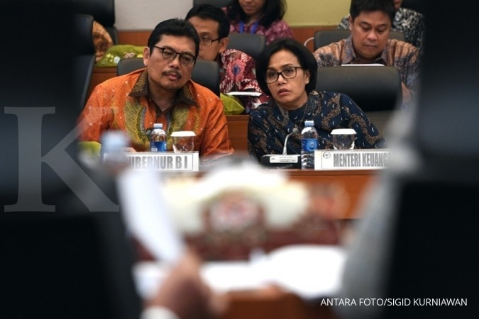 Don't worry about government debt: Sri Mulyani