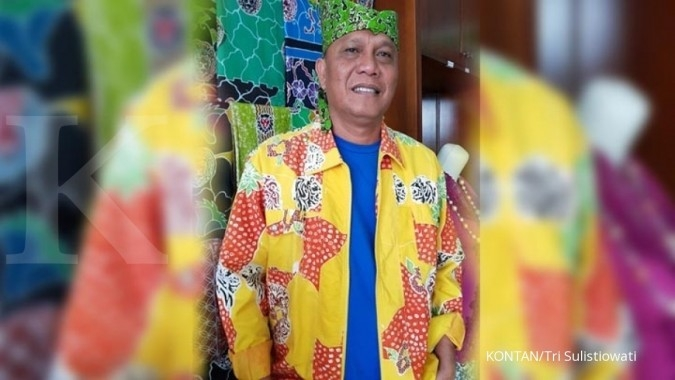 Ini dia pioneer batik celaket khas Malang (1)