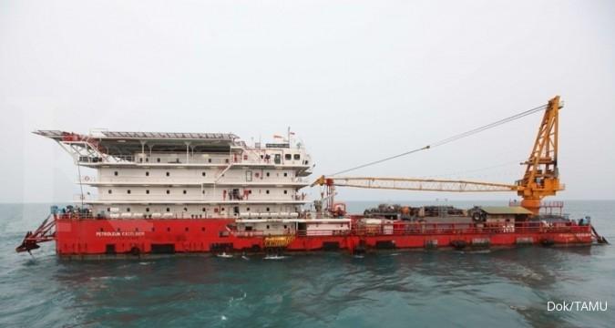 TAMU Pelayaran Tamarin kecipratan kenaikan harga minyak dunia
