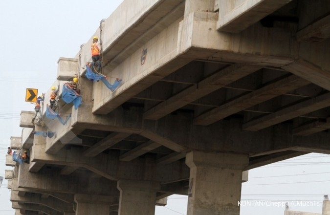 POWR WSKT Saham infrastruktur tak lekang oleh waktu