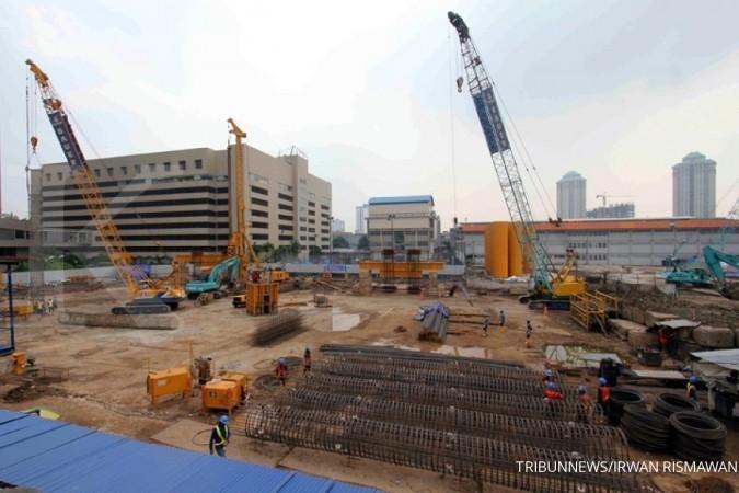 Proyek MRT Fase II masih terganjal dua masalah