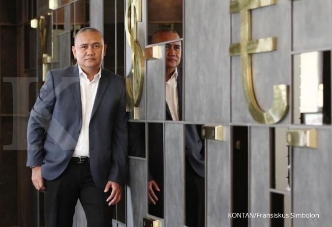 Monex dan Bank Mandiri bagikan e-money ke nasabah
