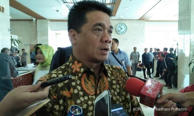 Riza Patria, wakil gubernur DKI Jakarta terpilih.