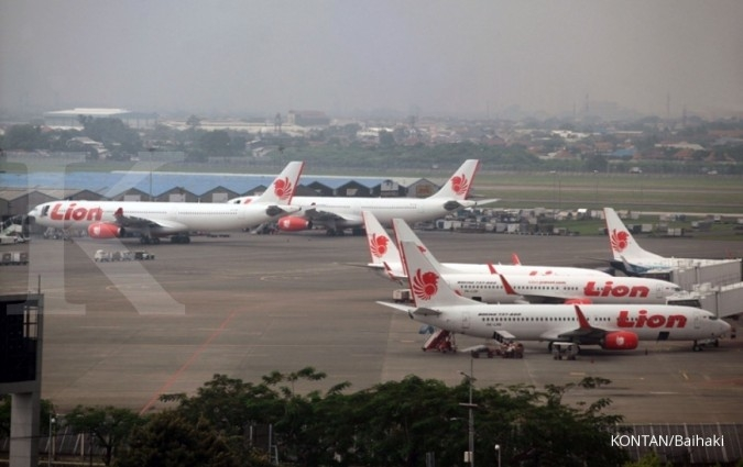 Waduh, 120 calon penumpang Lion di Tarakan berang