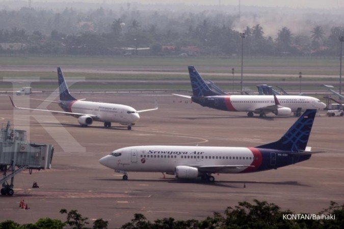 GOLD Sriwijaya Air raih sertifikat Basic Aviation Risk