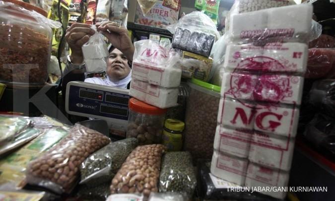 Kelangkaan garam tak pengaruhi inflasi