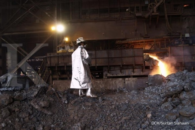 Pandemi corona menyebabkan proses divestasi 20% saham Vale Indonesia (INCO) tertunda