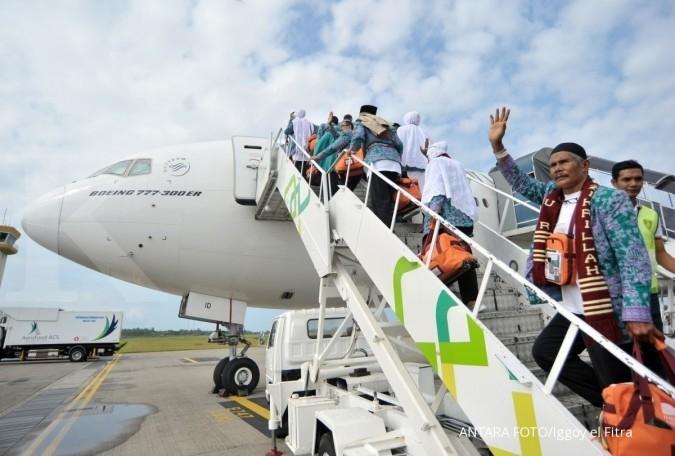 Penerbangan haji 2017 diklaim berjalan sukses