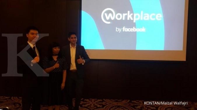 14.000 perusahaan gunakan Workplace Facebook